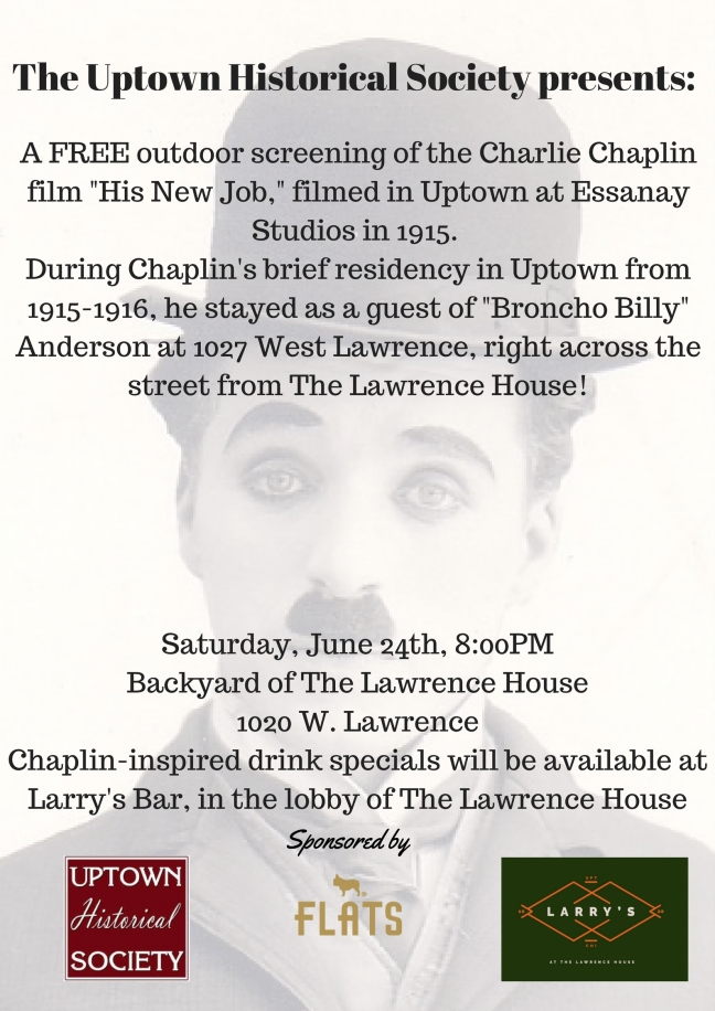An Evening With Chaplin (1)